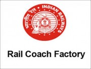 INDIA RAILWAYS RCF