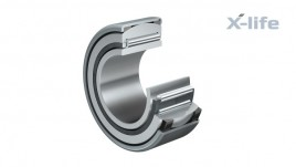 Needle roller bearings ina