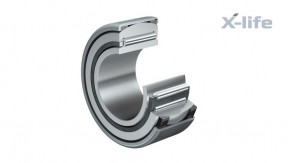 Machined needle roller bearing