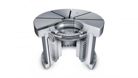 Axial / radial bearings / axial angular contact ball bearings
